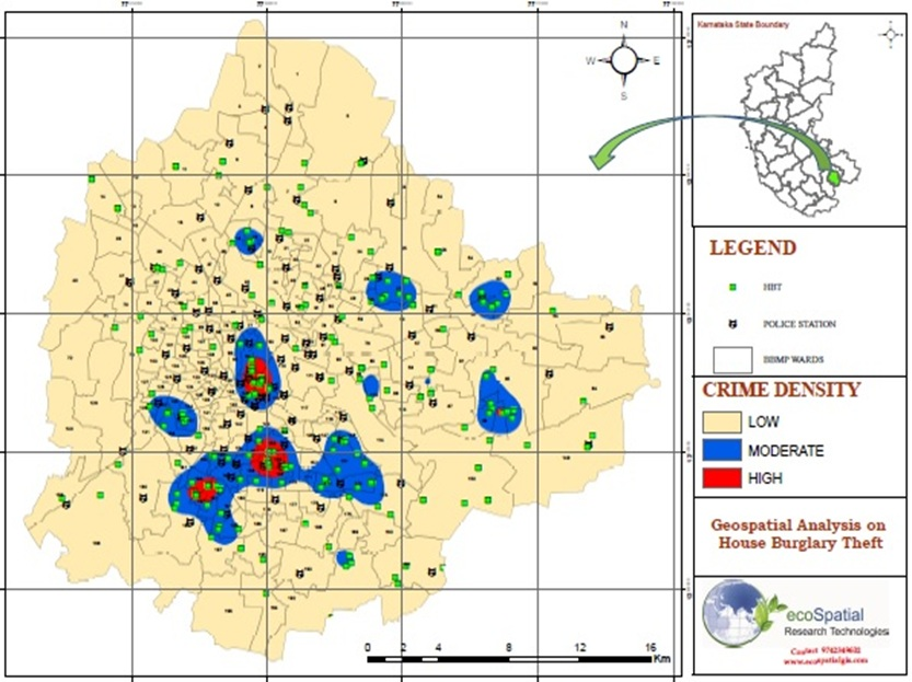 Crime Mapping_Bangalore
